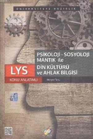 FDD LYS Psikoloji Sosyoloji Mantık ile Din Kültürü ve Ahlak Bilgisi