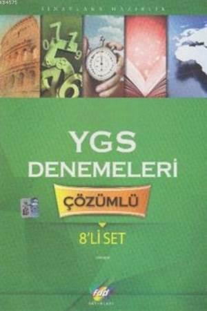 FDD YGS Denemeleri (8'li) - Çözümlü