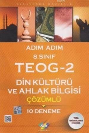 8.Sınıf TEOG-2 Din Kültürü Ve Ahlak Bilgisi Çözümlü 10 Deneme