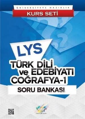 LYS Türk Dili ve Edebiyatı - Coğrafya 1 Soru Bankası