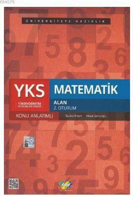 2018 YKS Matematik Konu Anlatımlı 2. Oturum