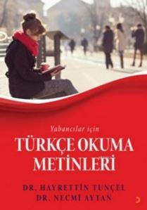 Yabancılar İçin Türkçe Okuma Metinleri