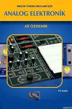 Analog Elektronik; Meslek Yüksek Okullari Için