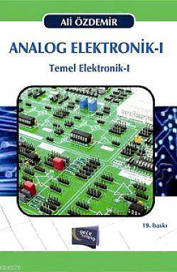 Analog Elektronik - I; Temel Elektronik - I