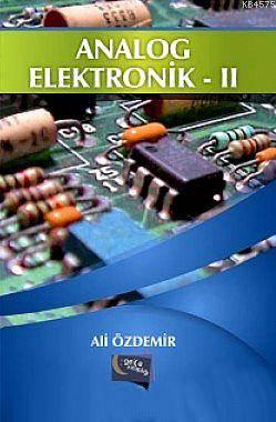 Analog Elektronik - II