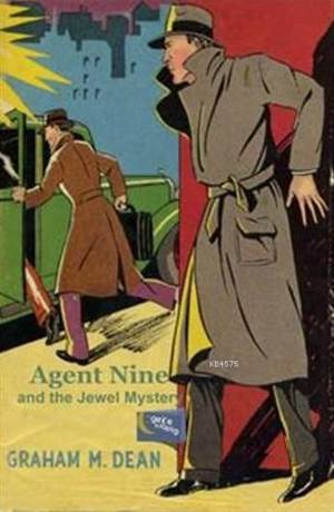 Agent Nine And The Jewel Mystery