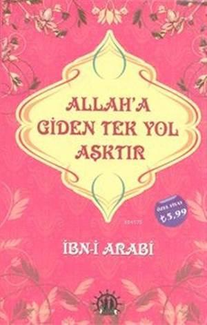 Allah'a Giden Tek Yol Asktir