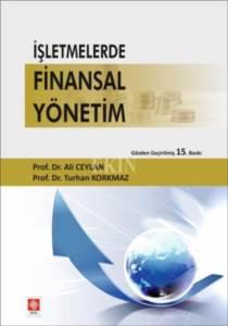 İşletmelerde Finansal Yönetim A