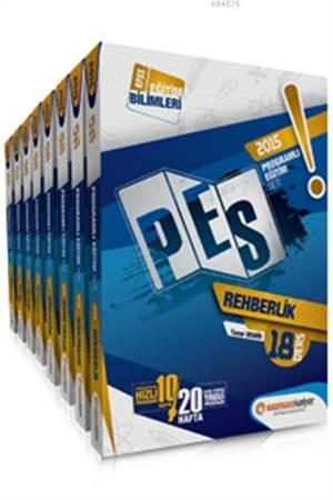 KPSS Eğitim Bilimleri PES (Programlı Eğitim Seti) Set; Konu Anlatımlı - 2015