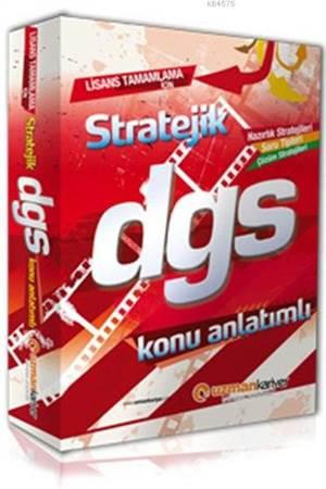 Uzman Kariyer 2015 Stratejik DGS Konu Anlatımlı