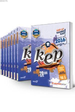 2016 KPSS KEP Eğitim Bilimleri Konu Anlatımlı Modüler Set