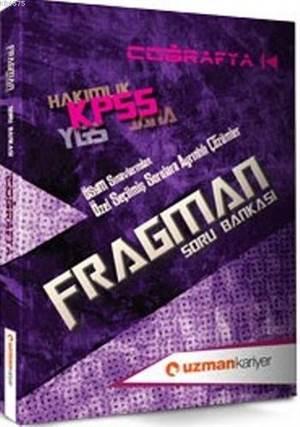Kpss Fragman Coğrafya Soru Bankası; (Tamamı Çözümlü)