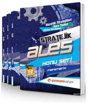 Stratejik ALES Konu Anlatımı Modüler Set (4 Kitap)