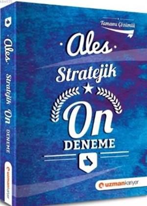 Stratejik ALES 10'lu Deneme Seti (Çözümlü)