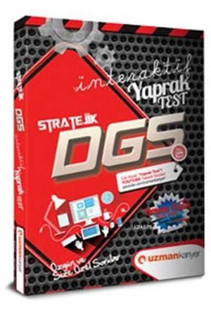 Stratejik DGS Çek Kopar Yaprak Testler