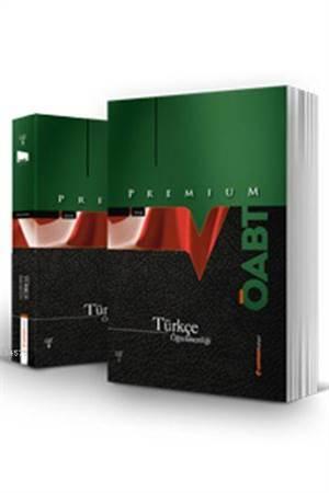 ÖABT PREMIUM Türkçe Öğretmenliği Konu Anl.Mod Set (2 Kitap)