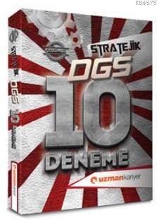 Stratejik DGS 10'lu Deneme Seti (Çözümlü)