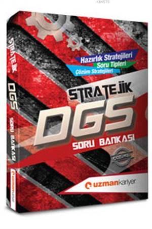 Stratejik DGS Çözümlü Soru Bankası