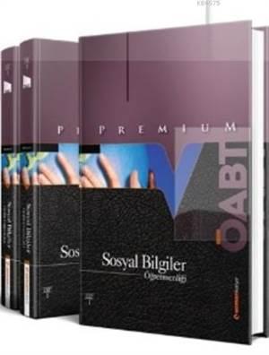 ÖABT PREMIUM Sosyal Bilgiler Öğr. Konu Anl.Mod Set (3 Kitap)