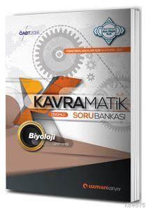 ÖABT KAVRAMATİK Biyoloji Öğr. Soru Bankası (Çöz.)