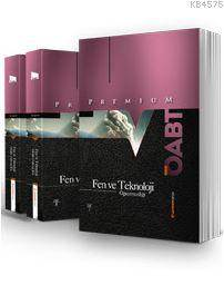 ÖABT PREMIUM Fen ve Teknoloji Öğr. Konu Anl.Mod Set (3 Kitap)