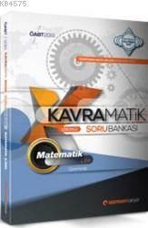 ÖABT KAVRAMATİK Matematik (Lise) Öğr. SB Mod. Set (2 Kitap)