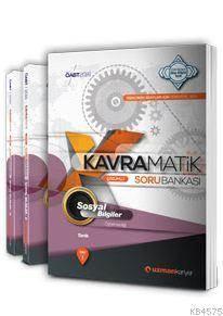 ÖABT KAVRAMATİK Sosyal Bil. Öğr. Soru Bankası Mod. Set (4