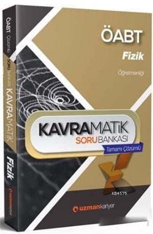 ÖABT KAVRAMATİK Fizik Öğr. Soru Bankası (Çöz.)