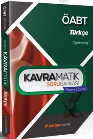 ÖABT KAVRAMATİK Türkçe Öğr. Soru Bankası (Çöz.)