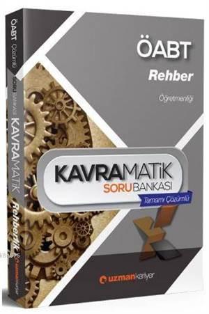 ÖABT KAVRAMATİK Rehber Öğr. Soru Bankası (Çöz.)