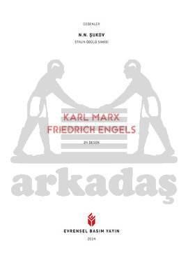 Karl Marx – Friedrich Engels 24 Desen