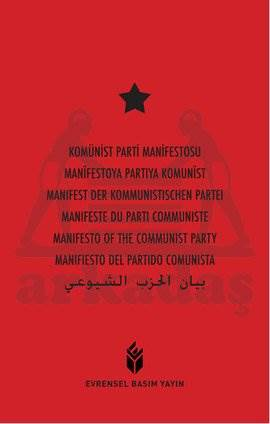 Komünist Parti Manifestosu (7 Dilde)