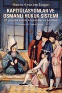 Kapitalisyonlar ve Osmanlı Hukuk Sistemi