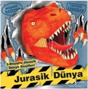 Jurasik Dünya-3 Boyutlu Jurasik Dünya Keşifleri