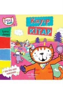 Pisi Kedi Kayıp Kitap