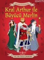Kral Arthur ve Büyücü Merlin; Çıkartmalı Kıyafetleriyle