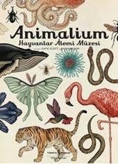 Animalium - Hayvanlar Alemi Müzesi (Ciltli)
