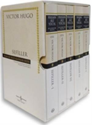 Sefiller - 5 Cilt Kutulu