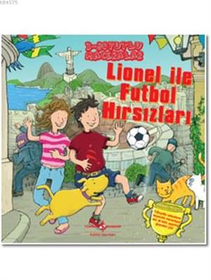 Lionel İle Futbol Hırsızları 3-Boyutlu Maceralar