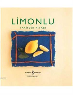 Limonlu Tarifler Kitabı (Ciltli)
