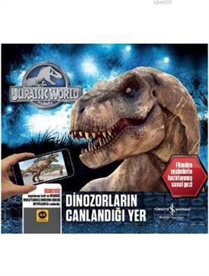 Dinozorların Canlandığı Yer (Ciltli)