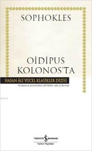 """Oidipus Kolonos'ta - Ciltli  """