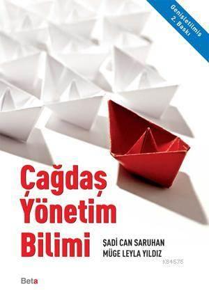 Çağdaş Yönetim Bilimi 2.Baski / Beta
