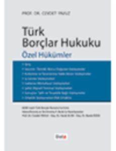 Türk Borçlar Hukuku Özel Hükümler