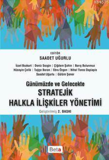 Stratejik Halkla İlişkiler Yönetimi 2.Basi /Beta