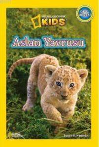 National Geographic Kids Aslan Yavrusu
