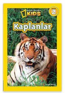 National Geographic - Kaplanlar