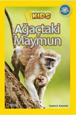 National Geographic Kids Ağaçtaki Maymun