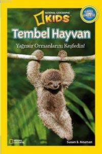 National Geographic Kids Tembel Hayvan