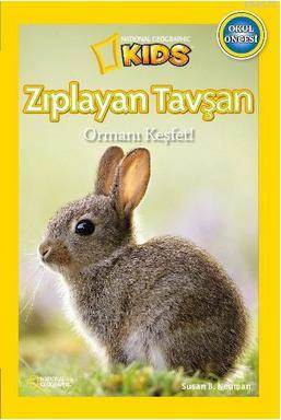 National Geographic Kids Zıplayan Tavşan